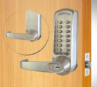 Codelock CL610 - Tubular Mortice Latch - Coming Soon!